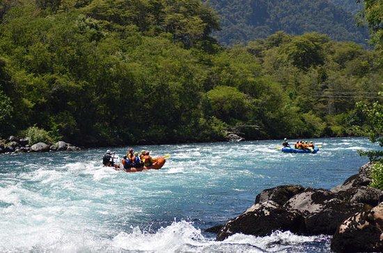 Rafting i Petrohué River