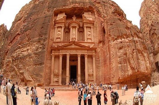 Private Tour to Petra from Taba by Ferry Boat