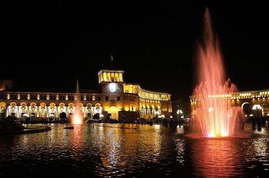 Fantastisk 7-dages tur i Armenien!