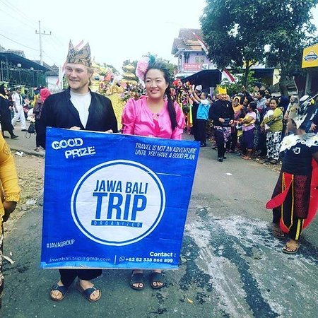 Jawa Bali Trip Orgenazier
