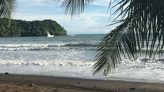Pedasi, Panama: View East from Shokogi Surf School