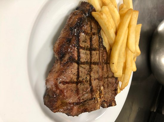 Wonders Grill: 500G T.Bone Steak Cooked to your likely, Serve with Chips or Baked Potato