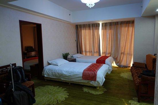 Kuitun, China: Clean and comfortable.