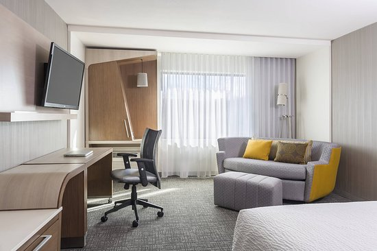 Elyria, OH: Guest room