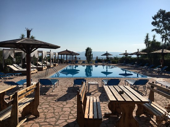 SUNRISE APARTMENTS (Kavos, Corfu) - B&B Reviews, Photos ...