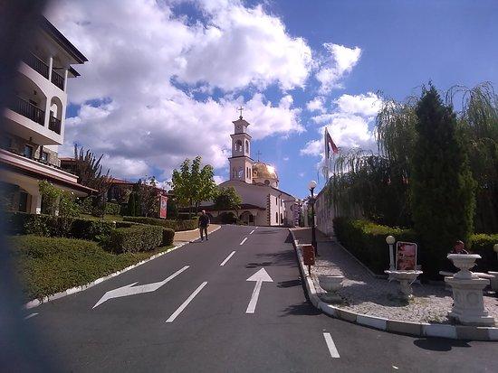 Church of St. Blaise: Blick auf die Kirche