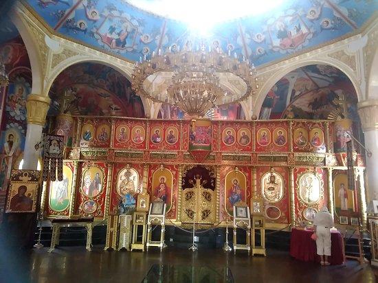 Church of St. Blaise: Blick ins Innere