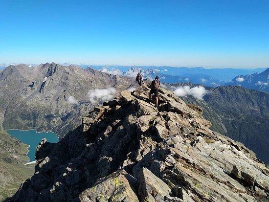 Valbondione, อิตาลี: ⛰È stata una delle camminate più dure mai fatte ma che soddisfazione arrivare a più di 3000 metr