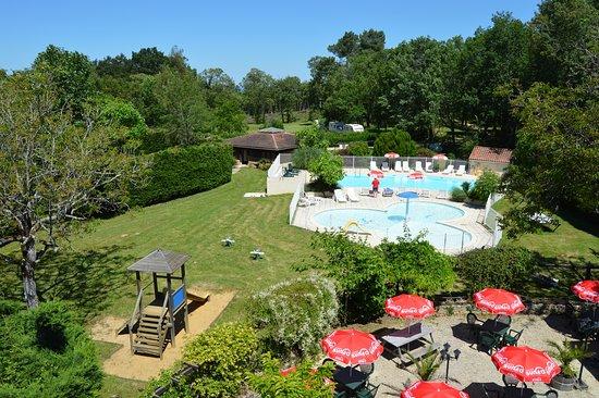 Camping*** avec piscine, Le Rêve, Le Vigan (Lot)
