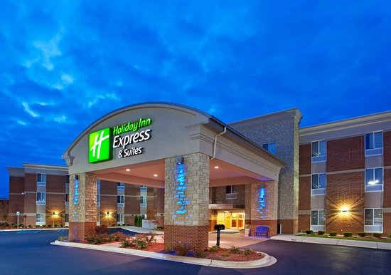 Holiday Inn Express & Suites Auburn Hills