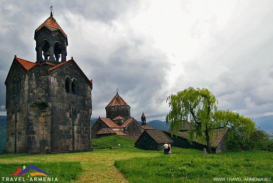 Haghpat, أرمينيا: Ахпатский монастырь