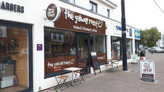Blanchardstown, Irlandia: The Galway Roast
