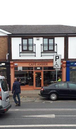 Blanchardstown, Irlanda: Cafe Amber