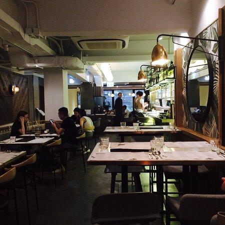 The Grill Room (堪富利士道)