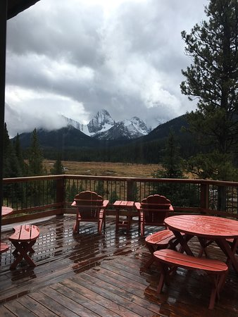 Mount Engadine 사진