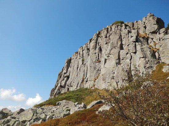 Les Estables, Frankreich: rocher tourte