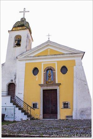 Buonalbergo, Taliansko: Santuario Madonna della Macchia