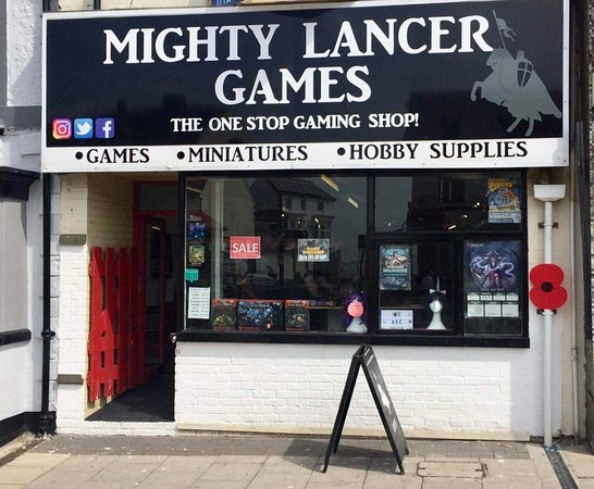 Mighty Lancer Games