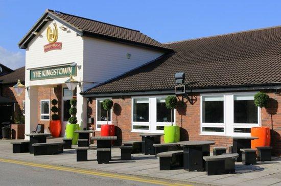 Hedon, UK: The Kingstown Hotel