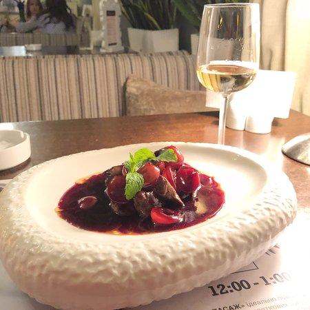 Passage Gartenberg: Excellent restaurant!