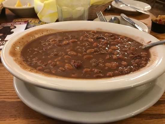 The Old Mill Restaurant: Beans