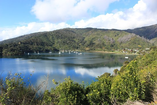 ‪‪Marlborough Sounds‬: Panorama‬