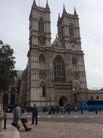 London Black Taxi Tours: Westminster Abbey