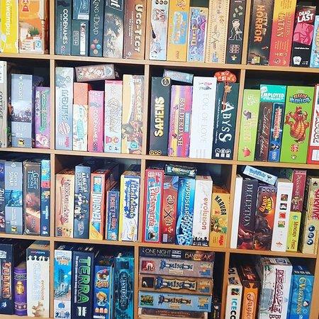 Sharnbrook, UK: Games!