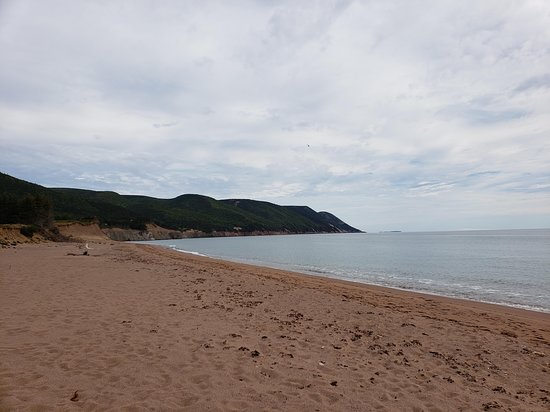 Cape North, Канада: cabot's landing provincial park