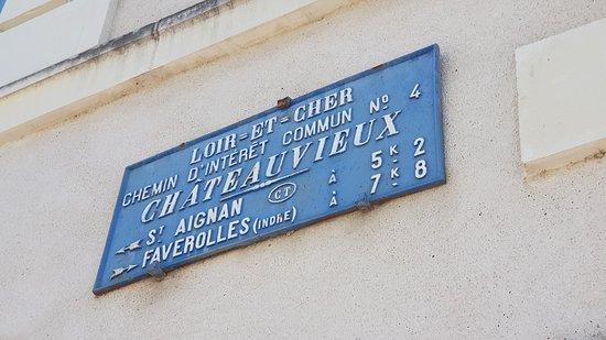 Chateauvieux, Γαλλία: C'est où Châteauvieux ??
