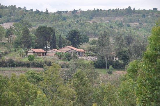 Muhanga, Rwanda: Jangwe Lodge