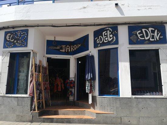El Cotillo, Spanien: Extérieur
