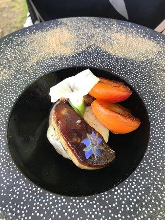 Saviese, Swiss: Foie gras