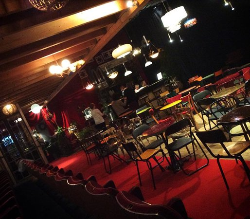 Le Calepin Cafe Theatre