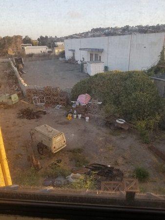 El Cerrito, Californie: View from our room