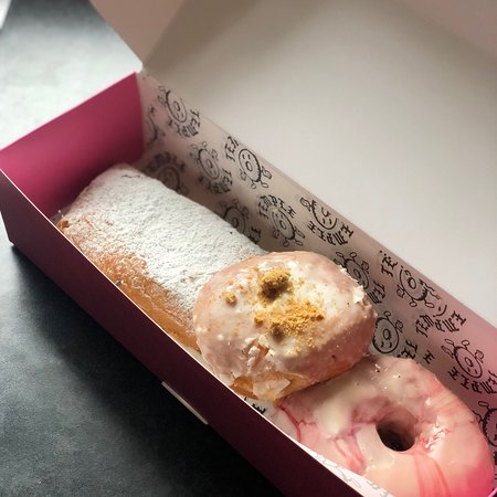 Photo0jpg Picture Of Temple Coffee And Donuts Leeds