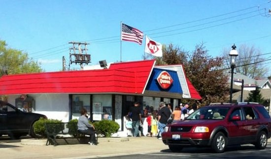 The Dairy Queen in Homewood