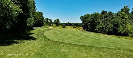 Centreville, MI: Island Hills Golf Club #4