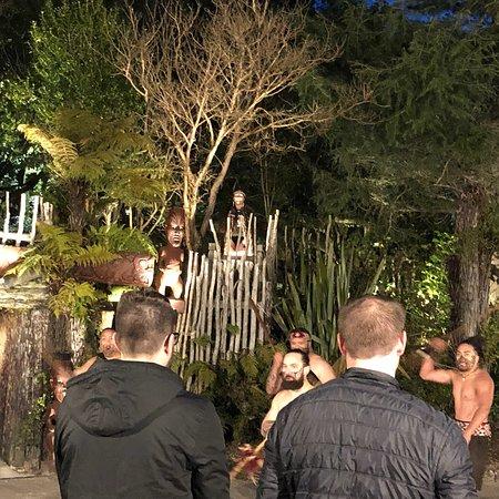 Maorilandsbyen Tamaki: photo0.jpg