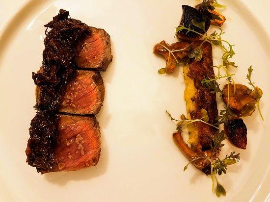 Hancock, NH: Steak