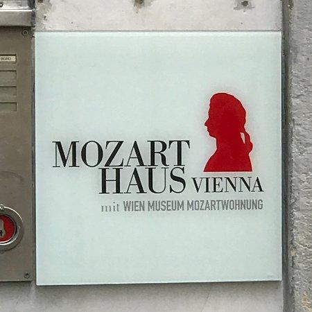 写真モーツァルトハウス ウィーン枚