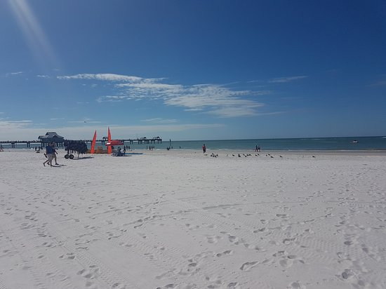 Clearwater Beach: great views