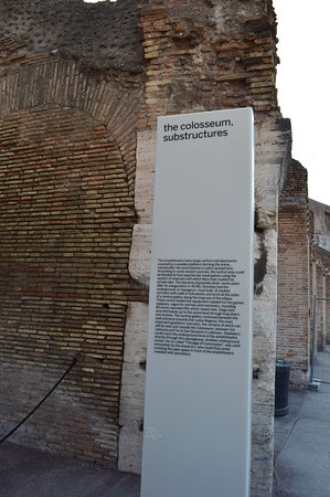 Colosseum: Historical Data
