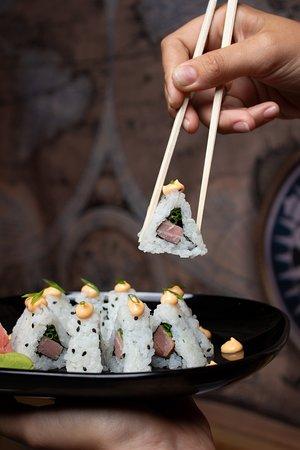 LO NUEVO! Ven y prueba nuestra variedad en Sushi!
