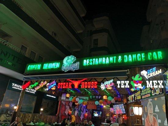 Bilde fra Green Heaven Restaurant Dance & Bar
