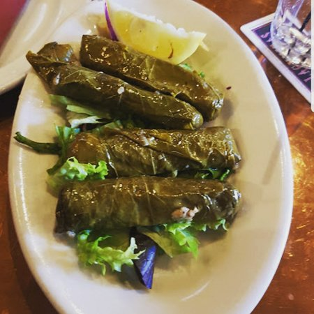 Ballston Spa, Estado de Nueva York: Kebabs and appetizers