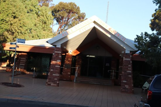 Alice Springs Town Council Civic Center