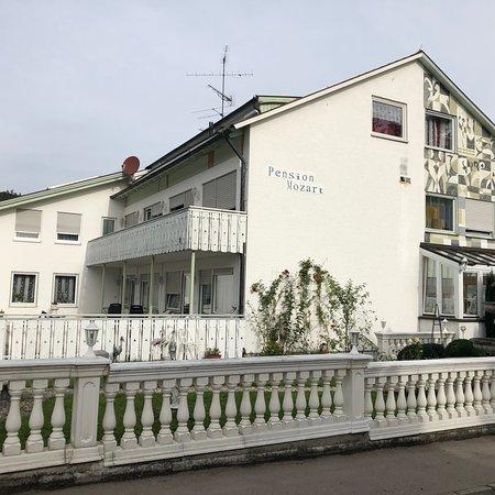 Ottobeuren, Germany: Pension Mozart
