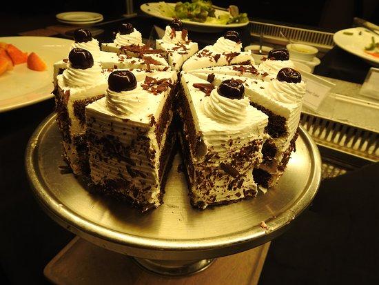 Jackson's Restaurant: dessert