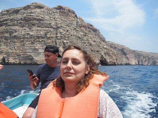 Zurrieq, Malta: На лодке